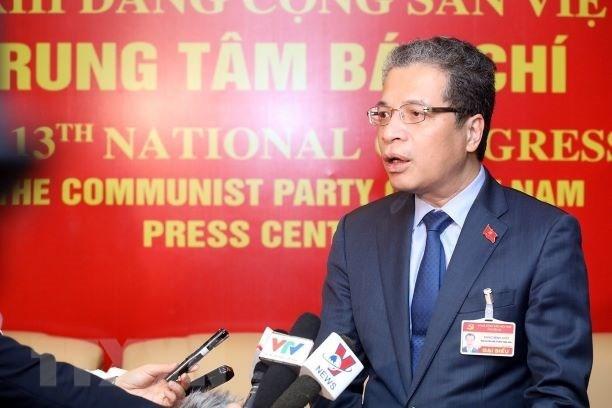 越共十三大:国家会持续向前发展 欢迎海外侨胞回国 hinh anh 1