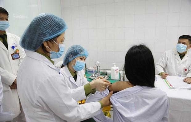首款新冠疫苗正式获准在越南紧急情况下使用 hinh anh 2
