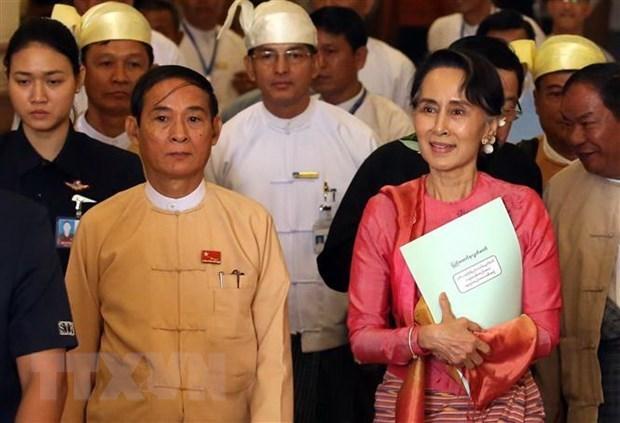 联合国要求缅甸军方释放昂山素季 hinh anh 1