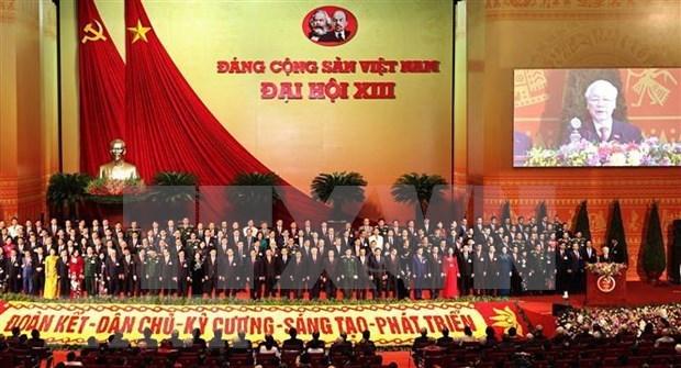 越共十三大:古巴专家高度评价越南共产党的政治定力和创造力 hinh anh 1