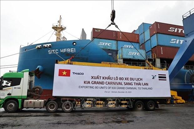 2020年越南经济:坚强的意志打下深刻的烙印 hinh anh 1