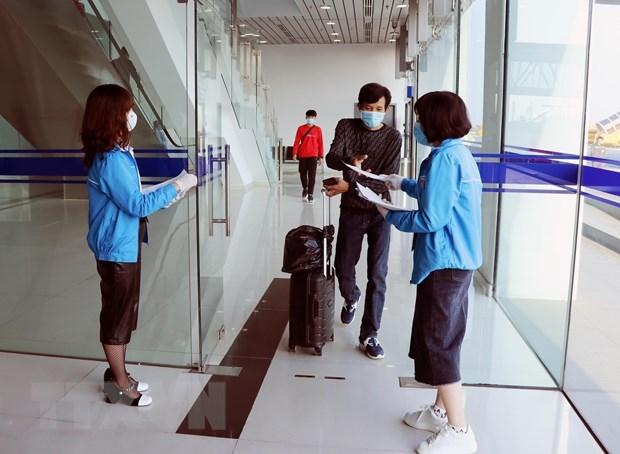越南无新增新冠肺炎确诊病例 数百人的检测结果呈阴性反应 hinh anh 1