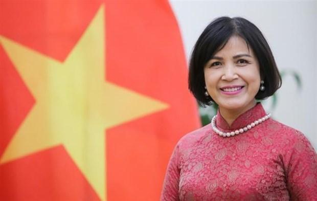 越南支持并祝贺伊维拉担任世贸组织新任总干事 hinh anh 1