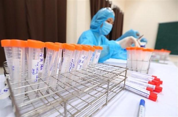 2月21日下午越南新增15例新冠肺炎确诊病例 hinh anh 1