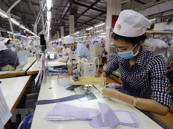 今年2月份越南新注册成立企业数量逾8000家 hinh anh 1