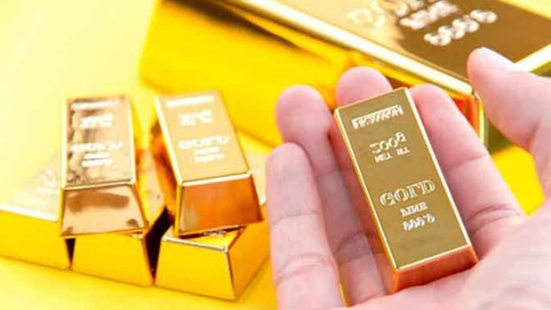 3月1日上午越南国内市场黄金价格每两上涨15万越盾 hinh anh 1