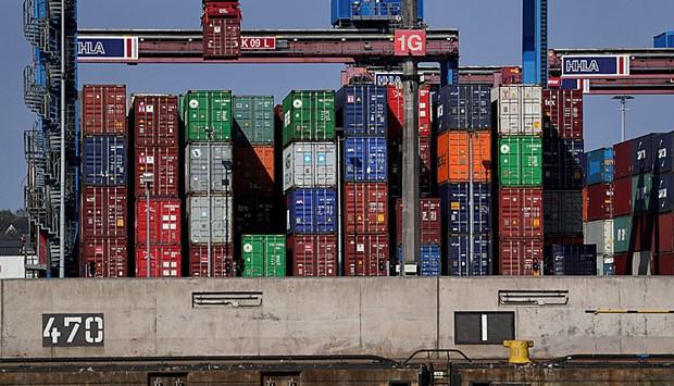 2021年前2月胡志明市外贸进出口总额增长25.1% hinh anh 1