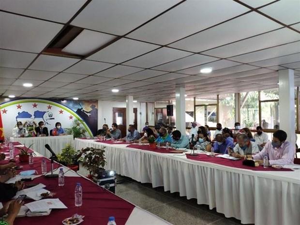越南与委内瑞拉促进农业领域的合作 hinh anh 2