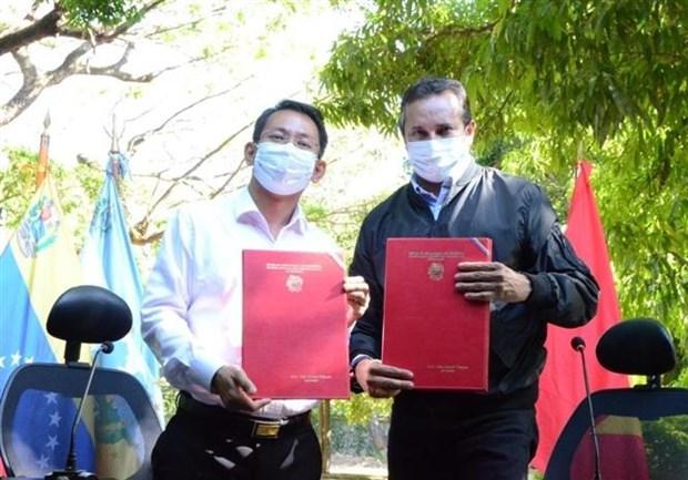 越南与委内瑞拉促进农业领域的合作 hinh anh 3