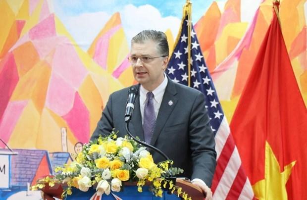 越南与美国在合作开展二恶英污染清理中取得许多良好成果 hinh anh 2
