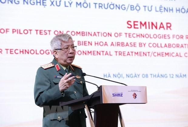 越南与美国在合作开展二恶英污染清理中取得许多良好成果 hinh anh 1