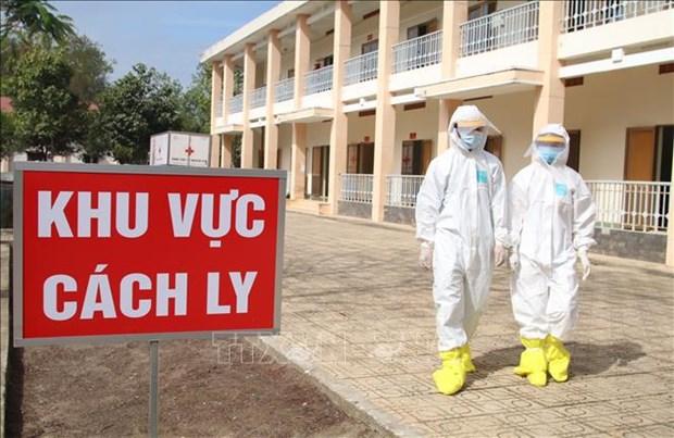 新冠肺炎疫情:越南无新增新冠肺炎确诊病例 208例病例新冠病毒检测结果为阴性 hinh anh 1