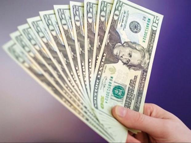 今日越盾对美元汇率中间价较为稳定 hinh anh 1