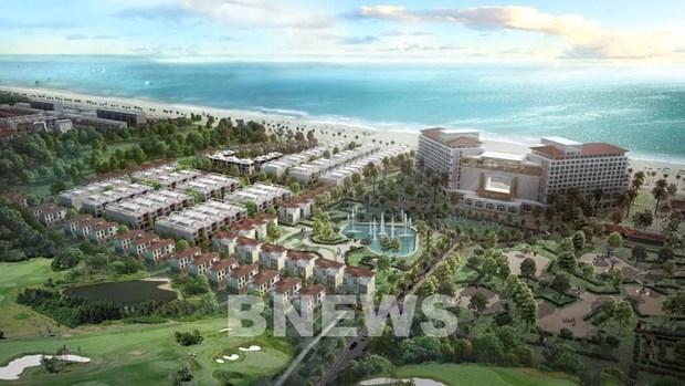 2021年FLC计划在10个省市发展近20个项目 hinh anh 1