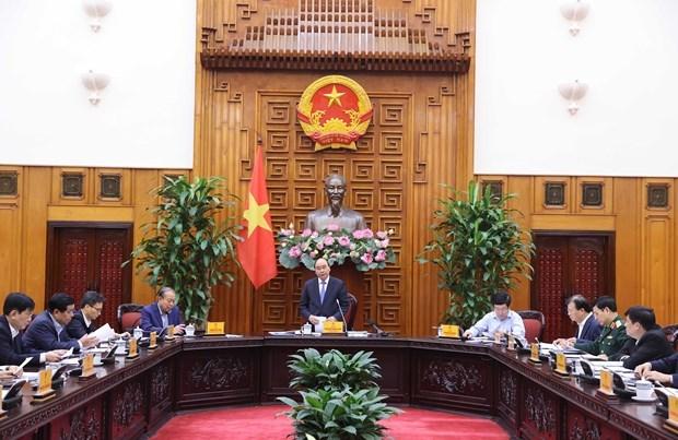阮春福总理:国家财政预算内中期投资资金须集中投入重要基础设施建设 hinh anh 1