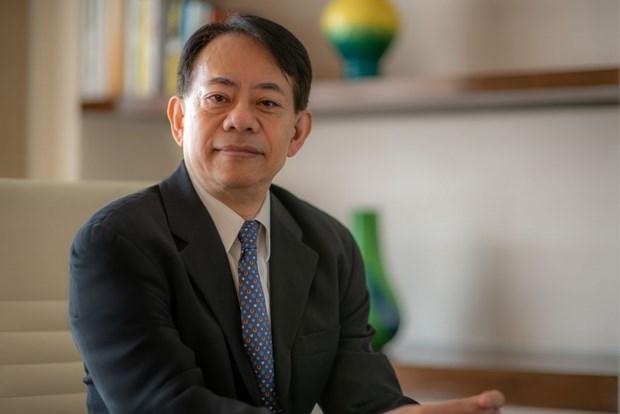 亚洲开发银行行长:东南亚各国应合作实现疫后复苏 hinh anh 1