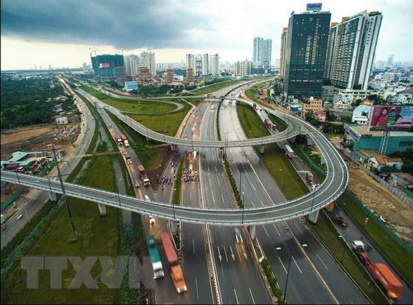 胡志明市紧急完善城市发展规划项目 hinh anh 1