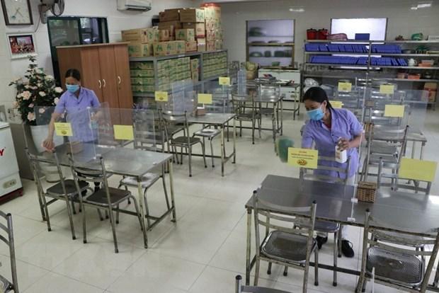 海阳省企业既要防控疫情又要恢复运营 hinh anh 2