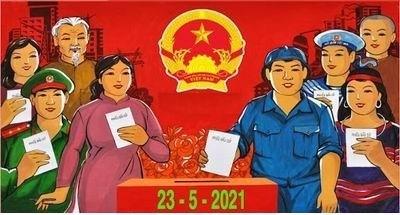 越南国会和各级人民议会换届选举法律知识竞赛将线上开赛 hinh anh 1