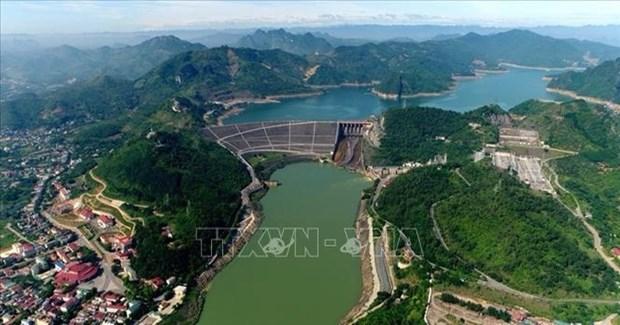 切实保护和可持续开发利用水资源 hinh anh 1