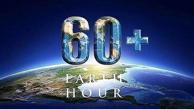 2021地球一小时:携手减轻自然环境的负担 hinh anh 1