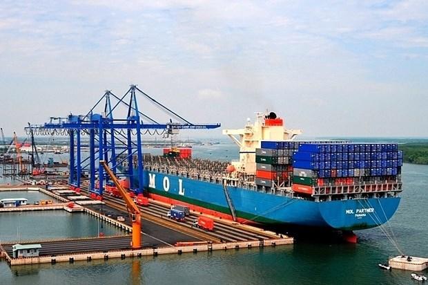 胡志明市力争2030年出口额达1080亿美元 hinh anh 1