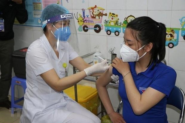 新冠肺炎疫情:自4月1日起海阳全省疫情防控工作转入新常态 hinh anh 1