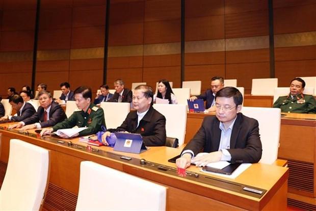 越南国会向自荐候选人敞开成为国会代表的大门 hinh anh 1