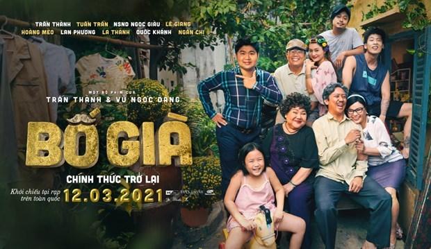 越南两部影片即将在外国影院上映 hinh anh 1
