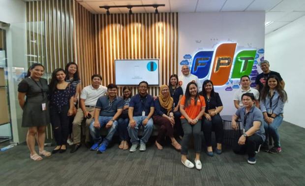 FPT软件在菲律宾开设第三个办事处 hinh anh 1