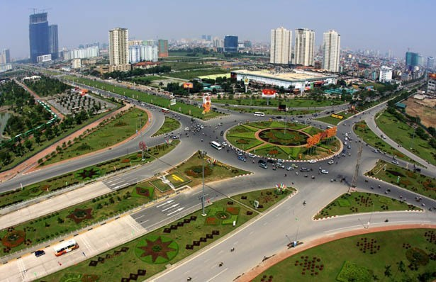 美国媒体:加大对交通运输的投入是越南经济强劲发展之钥 hinh anh 1