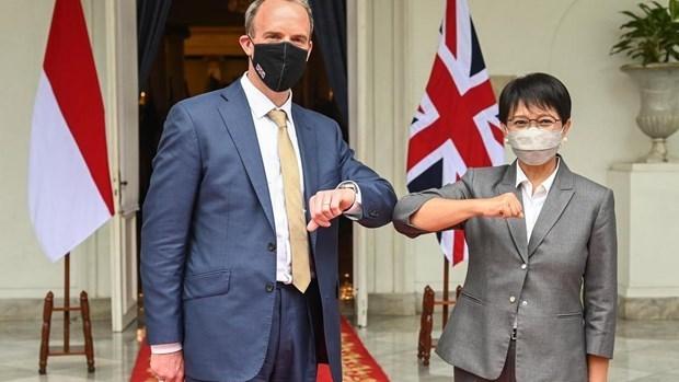 英国与东盟促进合作关系 hinh anh 1