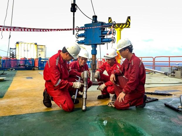 2021年第一季度越南油气集团上缴财政资金比原定计划增加18% hinh anh 1