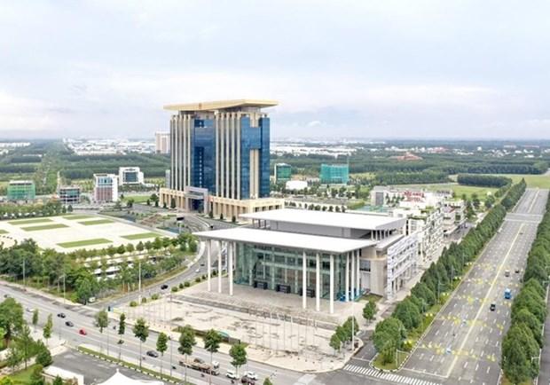 外商投资企业出口额占平阳省出口总额的82%以上 hinh anh 1