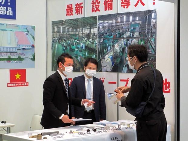 越南企业参加日本最大机械要素技术展 hinh anh 2