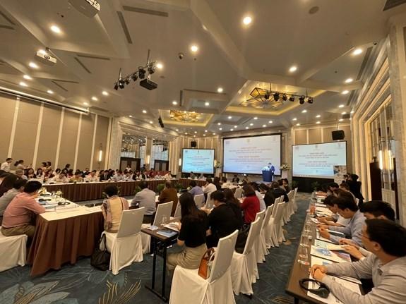 """题为""""加强对越南贫困人和弱势群体的法律援助""""的讨论会在河内举行 hinh anh 2"""