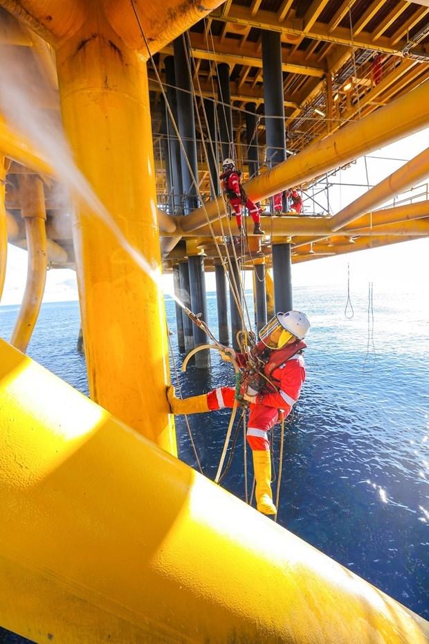 惠誉国际评级将越南国家油气集团评级前景展望由稳定上调至正面 hinh anh 1