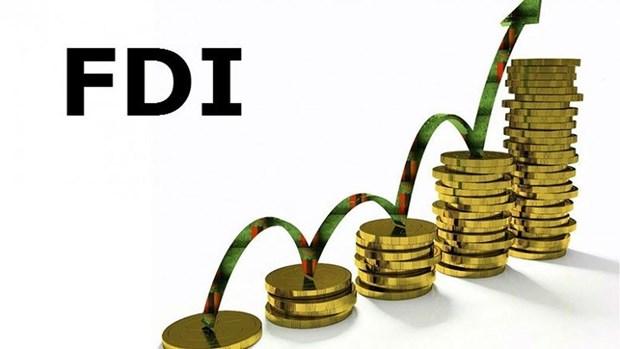越南第一季度吸引外国直接投资猛增 hinh anh 1