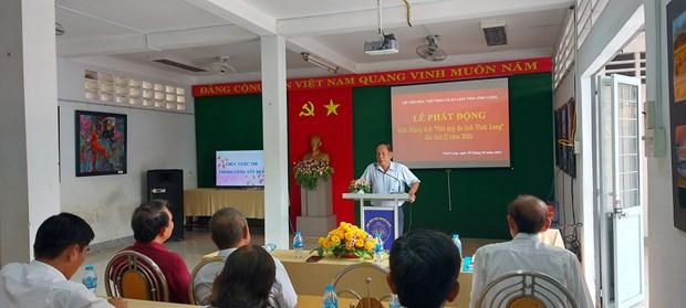 永隆省加大旅游形象宣传力度 促进旅游业逐步恢复发展 hinh anh 1