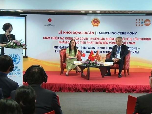 日本向越南援助650亿越盾来减轻新冠肺炎疫情造成负面影响 hinh anh 1