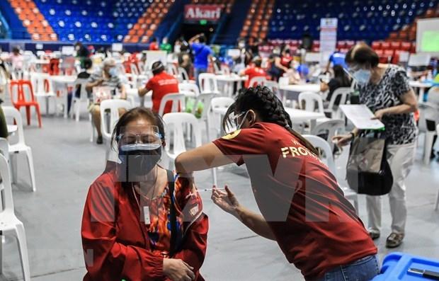 菲律宾、印度尼西亚和马来西亚单日新增数千例新冠肺炎病例 hinh anh 1
