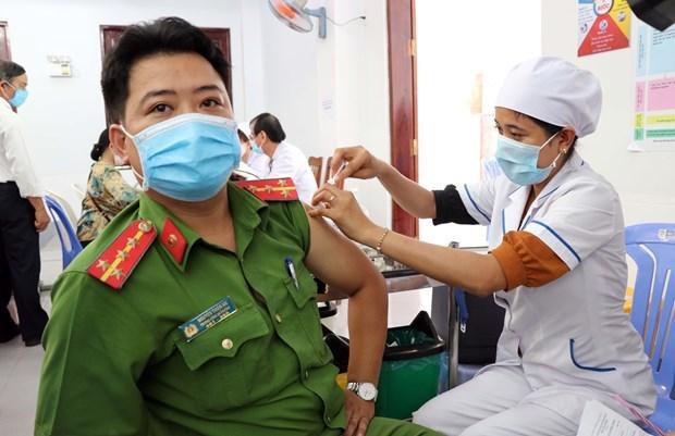 日本向越南援助650亿越盾来减轻新冠肺炎疫情造成负面影响 hinh anh 2