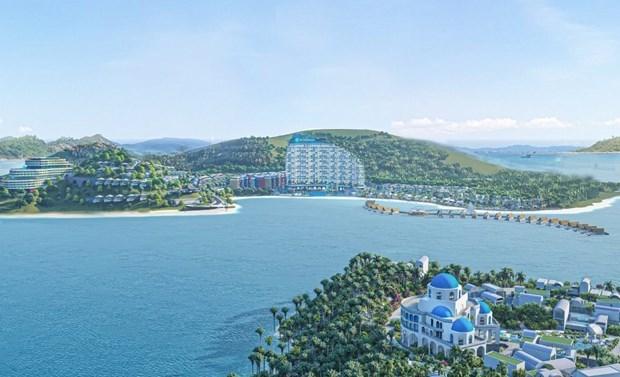 富安省兴建两个高端综合型度假区 hinh anh 1