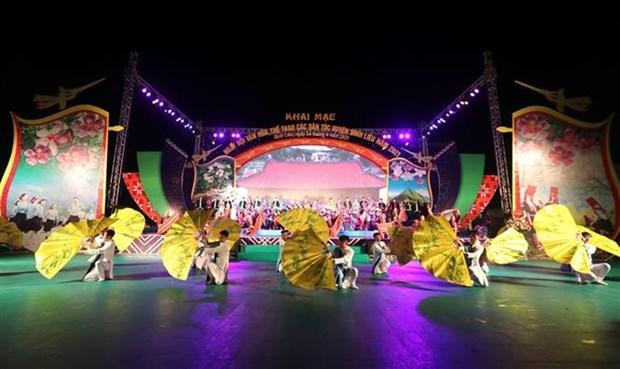 广宁省平辽各民族文化体育日是推介当地各民族同胞独特传统文化的良机 hinh anh 1