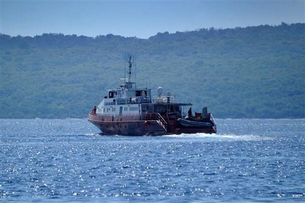 印尼潜艇沉没事故:已确定潜艇的位置 艇上53人全部遇难 hinh anh 1