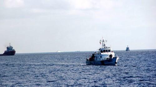 国际社会指责中国在东海开展的行动导致地区局势不稳定 hinh anh 1