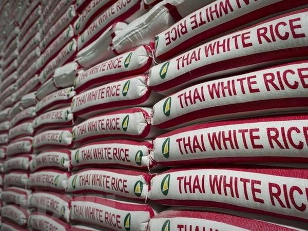 2021年第一季度泰国大米出口量下降23% hinh anh 1