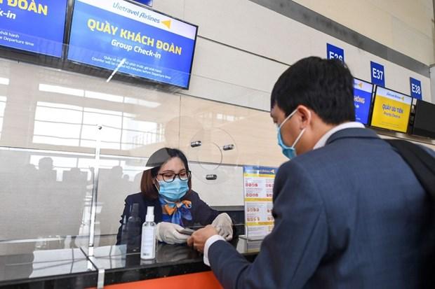越游航空公司拟转为股份制企业 hinh anh 1