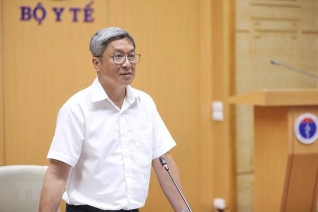 卫生部副部长阮长山:为可能出现的最坏情景做好充分准备 避免最坏情况的发生 hinh anh 2