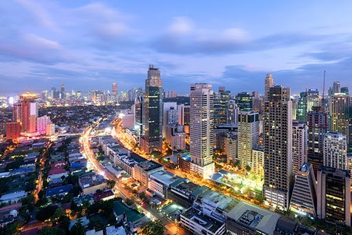 菲律宾经济下滑幅度超过预期 hinh anh 1